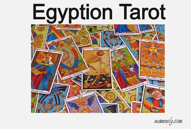 egyption tarot