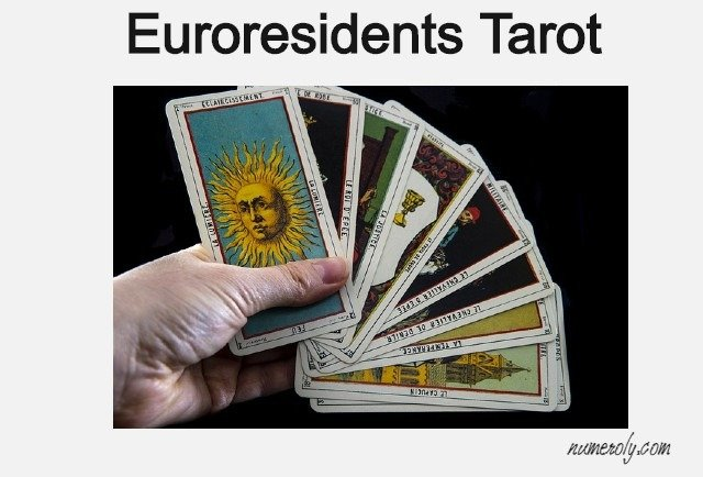 euroresidents tarot