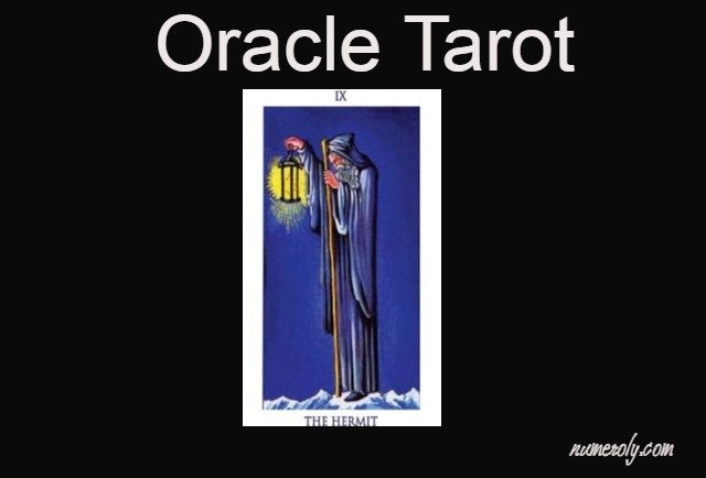 oracle tarot